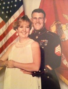 Sgt. Kevin Strickroth, USMC