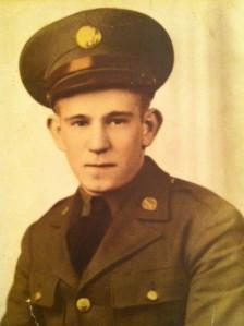 Cpl. Albert Banis, WWII POW